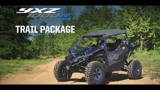 5. 2017 Yamaha YXZ1000R SS: Trail Package