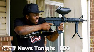 Video Detroiters Are Waging Paintball Wars As A Way To Stop Gang Violence (HBO) MP3, 3GP, MP4, WEBM, AVI, FLV Desember 2018
