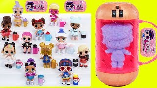 Video LOL Surprise Dolls Under Wraps Family Series 4 Toy Show MP3, 3GP, MP4, WEBM, AVI, FLV Agustus 2018