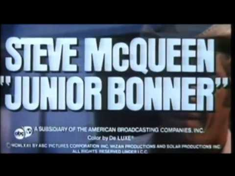 Junior Bonner (1972) - Trailer
