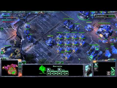 Starcraft 2 Zero Hour Brutal Mode Campaign Walkthrough and Guide