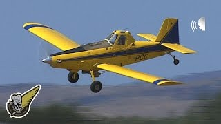 Air Tractor AT-402B turbine ag aircraft