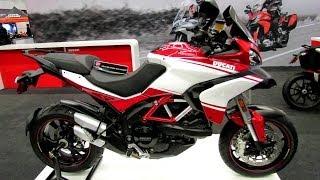6. 2014 Ducati Multistrada 1200 S Pikes Peak Walkaround - 2014 Montreal Motorcycle Show