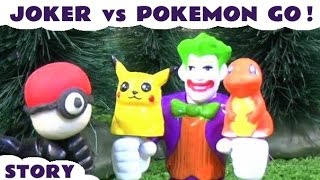 Joker vs Pokemon Go