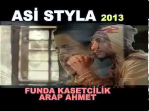 Asi StyLa   Antepe GeL Tubam 2013 Demo Arap Ahmet Funda kasetciLik Yapm