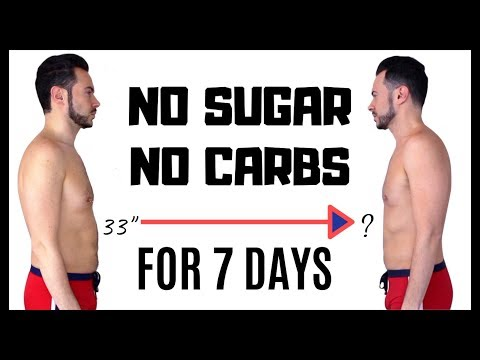 Guy Tries NO SUGAR 🍩 NO CARBS🥖 for 7 DAYS | The JLo  🍖 KETO Diet Challenge (...sort of)