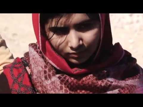 Jordanie : Malala visite le camp de réfugiés de Zaatari