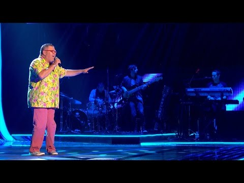 Michael - http://www.bbc.co.uk/thevoiceuk Dene Michael of Black Lace fame gets his Blind Audition on with 'Never Give Up On A Good Thing' by George Benson. Download The Voice UK App now and be...