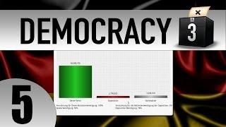 Der 5. Part der komplexen Wirtschaftssimulation Democracy 3!-----------------------------------------------------------------------------►FACEBOOK: • http://www.facebook.com/KOSAFilm►TWITTER:• http://twitter.com/#!/KOSAFilmYT►OFFIZIELLE STEAM GRUPPE:• http://steamcommunity.com/groups/KOSAFilm►OFFIZIELLER FANSHOP:• http://kosafilmshop.spreadshirt.de/►GRAFISCHES GÄSTEBUCH ZUM REINMALEN:• http://www.graphicguestbook.com/kosafilm-------------------------------------------------------------------------«DEMOCRACY 3»Strategiespiel von Positech Games (2013).Offizielle Seite: http://www.positech.co.uk/democracy3/index_german.html«LET'S PLAY DEMOCRACY 3»Kommentiertes Gameplay von KOSAFilm (2014).