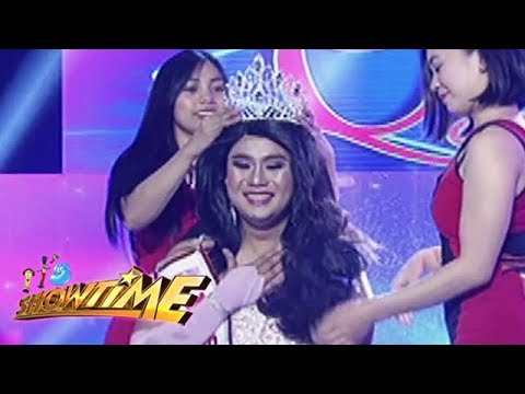 It's Showtime Miss Q & A: Angel Dumalay Sequite Alferos is the new defending queen