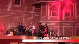 Instrumental n Vocal Blend of Sufi Jazz Fusion and Indo -Classical music in Jaipur