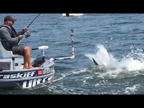 Greatest Fishing Challenge of All Time Bonita Edition ft Ultra Skiff_Horg�szat vide�k