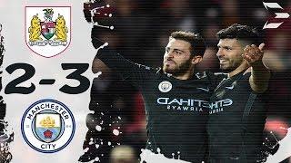 Bristol city vs Manchester City 2-3 ● All Goals (23/01/2018) HD