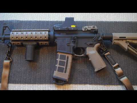 m4 - This is my first video covering my Bushmaster AR15. Just wanted to share my rifle and what I've done to it. The accessories are as fallows: Magpul CTR adjust...