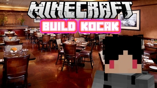 Video Minecraft Indonesia - Build Kocak (16) - Restaurant! MP3, 3GP, MP4, WEBM, AVI, FLV Februari 2018