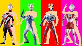 Video Wrong Clothes ULTRAMAN KING Finger Family Nursery Rhymes Song For Kids Toddlers MP3, 3GP, MP4, WEBM, AVI, FLV Mei 2018