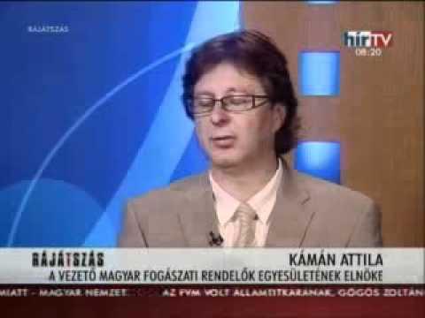 Hír TV Rájátszás / 2010. június 14. - Implantcenter Fogászati és Szájsebészeti Klinika