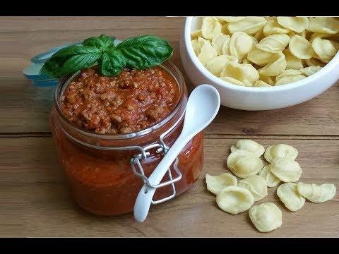 ragù alla bolognese, consigli e i segreti - ricetta