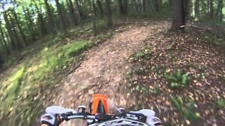 5. Ktm 250 woods rip