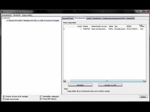 Nano-Dongle Wireless EDUP IEEE802.11n Realtek 8188CU