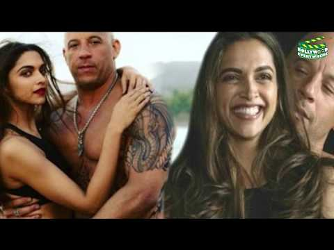 Deepika Padukone, Vin Diesel Bold & Hot Scenes In xXx: The return of Xander Cage