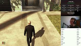 A New Life - Voice commands only - Silent Assassin - Hitman Blood Money