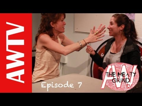 atomicwedgietv - A weekly show that grinds the meat of AWTV for your digesting pleasure! Episode 7: This week we talk with the creators and stars of the new show on AWTV: Cra...