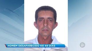 Família de Pirajuí procura por homem que sumiu há mais de 40 dias