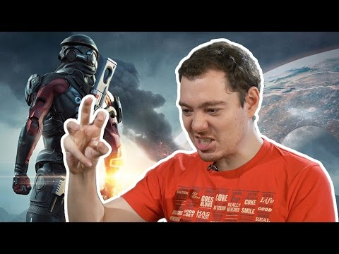 Mass Effect: Andromeda - Просраны ВСЕ полимеры? (Обзор/Review/Мнение)