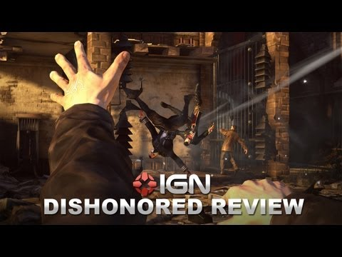 video review - Open-ended gameplay, a memorable world and incredible aesthetics make Dishonored one of the year's most refreshing experiences. Subscribe to IGN's channel fo...