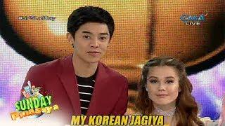 Video Sunday PinaSaya: Ang cast ng 'My Korean Jagiya,' naglaro sa 'Kantaririt' MP3, 3GP, MP4, WEBM, AVI, FLV Januari 2018