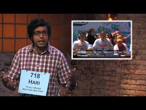 Spelling Bee = Indian Superbowl by Hari Kondabolu
