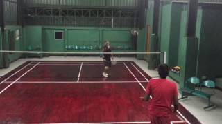 Video BADMINTON TRICK SHOTS MP3, 3GP, MP4, WEBM, AVI, FLV November 2018
