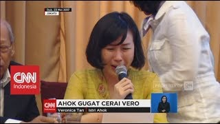 Video Kenapa Ahok Gugat Cerai Vero? MP3, 3GP, MP4, WEBM, AVI, FLV Januari 2018