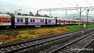 Karjat India  city photos gallery : indiantrains@ scenic train ride khopoli to karjat part 3 thane maharashtra india