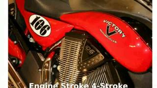 4. 2010 Victory Vegas LE - Features and Specs