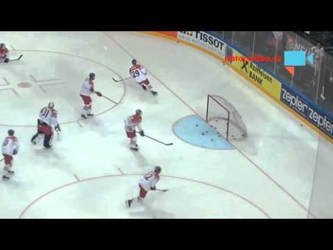 Česko vs Kanada - rozbruslení
