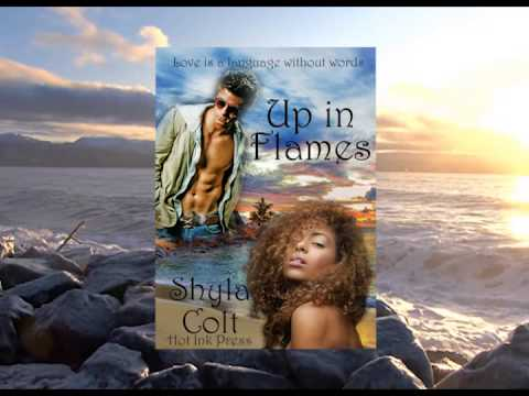 Up in Flames by Shyla Colt