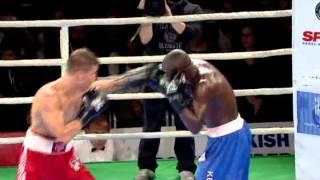 ADEM KILIÇÇI AIBA Pro Boxing (APB)1.maç kadıköy boks