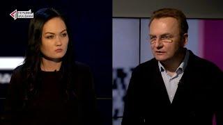 Міський голова Львова Андрій Садовий про заходи протидії пандемії коронавірусу у місті