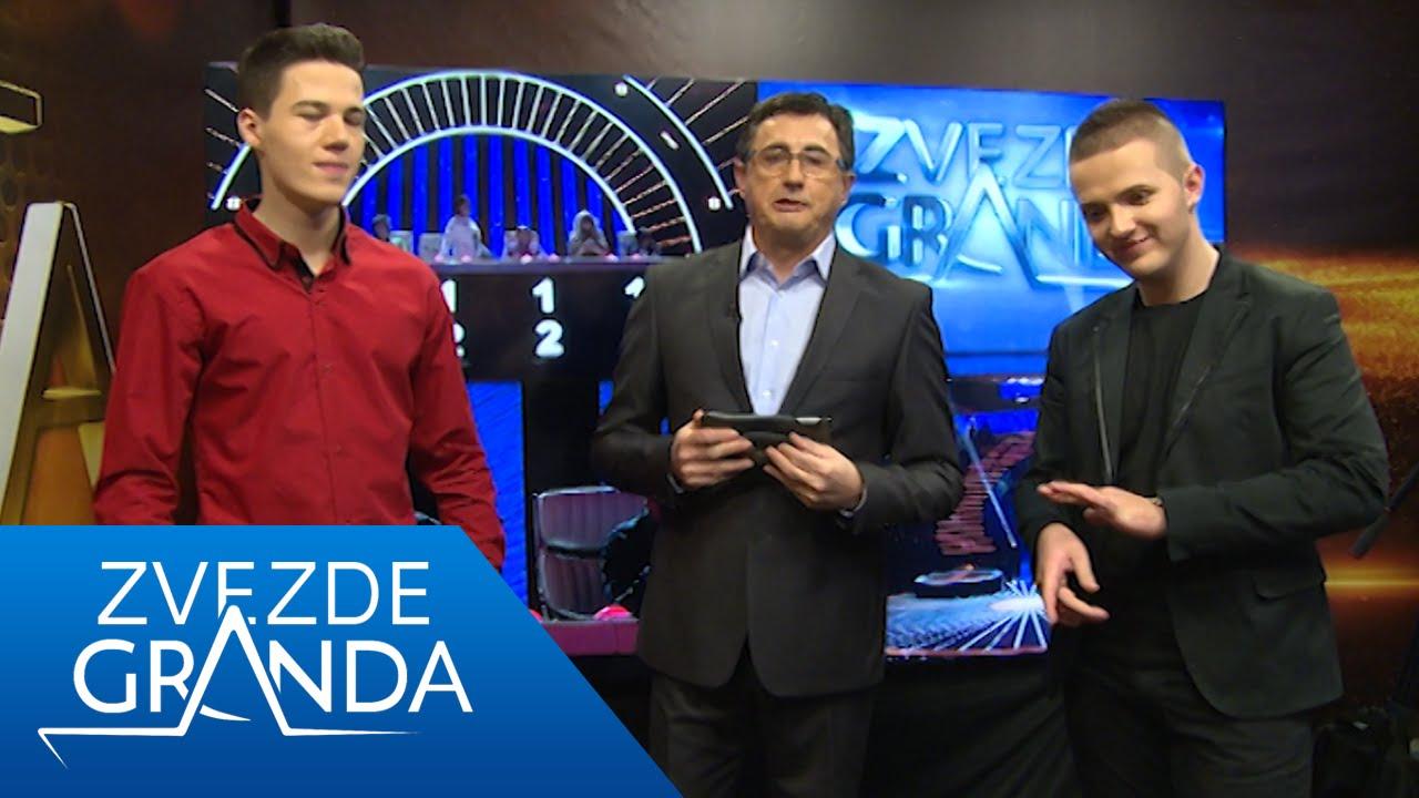Stefan Petrović Kosmajac i Ibro Bublin – (02. 04.) – dueli – dvadeset osma emisija