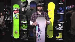 2013 Ride Baretta Snowboard