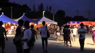 羽黒の夏祭り19・羽黒ねぷた・盆踊り