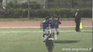 Preview video <strong>Sibilano BARI - GINOSA 0-3</strong>   Pronto riscatto del Ginosa che torna con il bottino pieno da Bari.