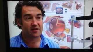 Rapper Caper & Chairman of 'Sight For All' Dr James Muecke talk Eye Health on NITV's 'Move It Mob Style' show.