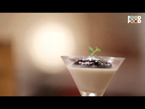 Cook smart food food vanilla panacotta with blueberry recipe forumfinder Choice Image