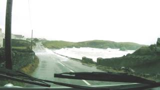 Storm Trearddur Bay (Wales, UK) - 1 February 2014