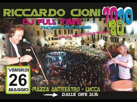 RICCARDO CIONI Piazza Anfiteatro 26. 5.17