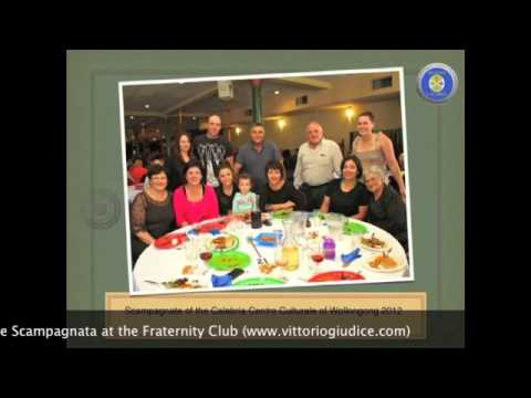 Scampagnata of Calabria C. C.at the Fraternity Club  2012