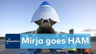 Video Antonov An-225 am Hamburg Airport MP3, 3GP, MP4, WEBM, AVI, FLV Agustus 2019